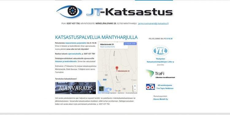 JT-Katsastus Oy