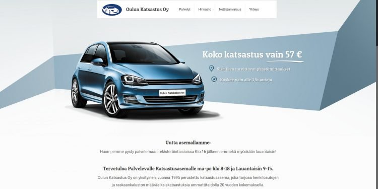 Oulun Katsastus Oy